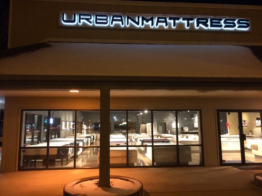 Urban Mattress and Urban Woods
