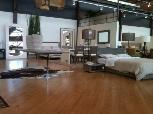 Urbanwoodshdbcfloor 300x225 - Reclaimed Wood Furniture at HD Buttercup in Los Angeles
