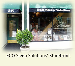 storfrnt - Eco-Sleep Solutions - Organic Lifestyle Store