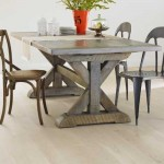 Bowmont Trestle dining table 150x150 - bowmont collection