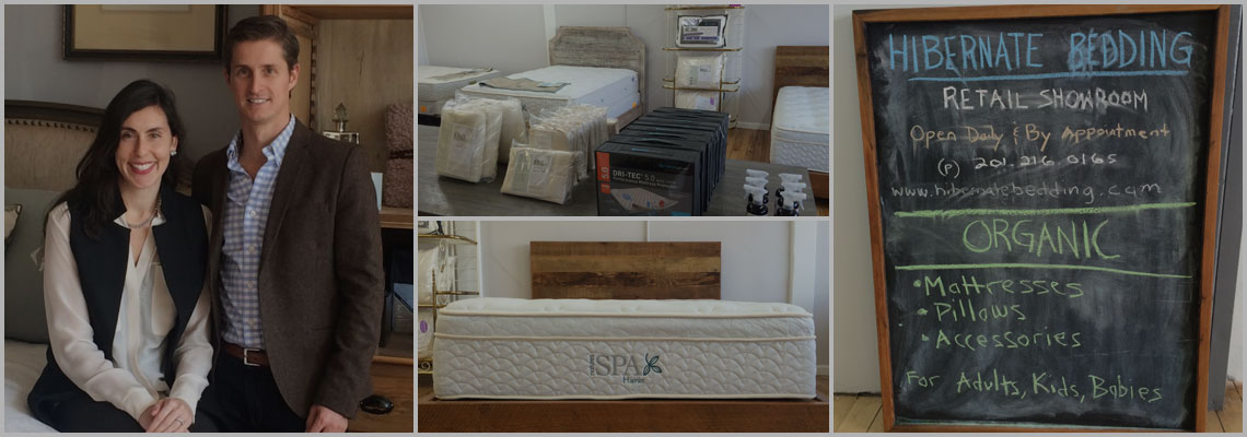 Hibernate Bedding offers top quality organic mattresses and natural bed frames from Urban Woods.