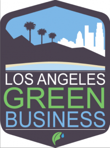 LA green business 224x300 - Urban Woods is a certified Green Business