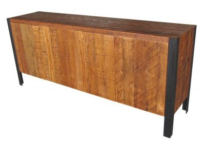 Belmont credenza - Made from reclaimed wood by Urban Woods