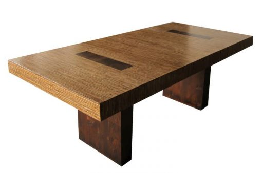 Berlin table - Made from reclaimed wood by Urban Woods