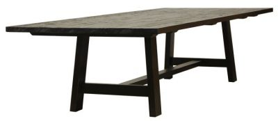 Collins dining table - Made from reclaimed wood by Urban Woods