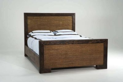 Fairfax Bed - Made from reclaimed wood by Urban Woods
