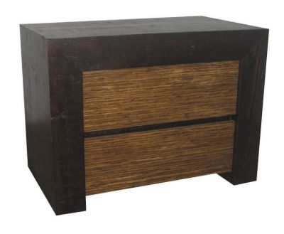 Fairfax nightstand - Made from reclaimed wood by Urban Woods
