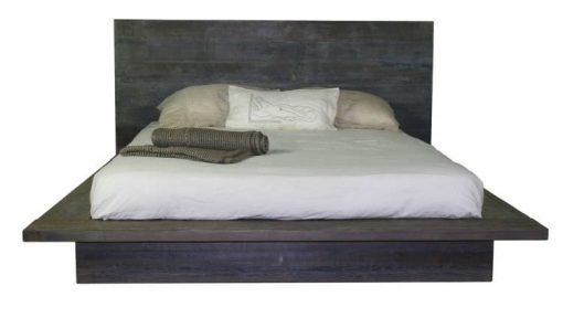 Mulholland bed -grey
