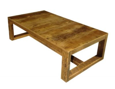 Venice coffee table - Made from reclaimed wood by Urban Woods