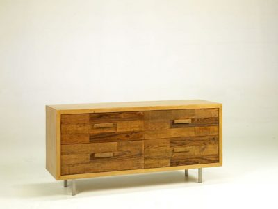 Wilcox Dresser - Made from reclaimed wood by Urban Woods