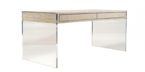 Kirei and lucite desk
