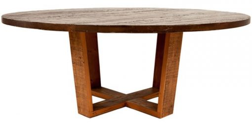 Vienna round table wood base 510x255 - Vienna Wood Base Dining Table