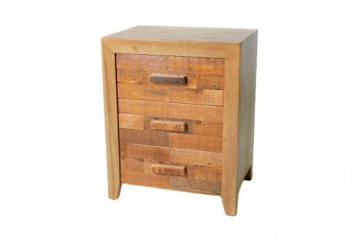 Wildale 3 drawer end table 510x345 - Wildale Endtable