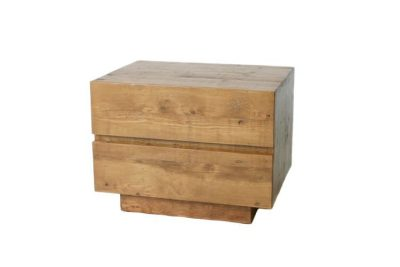 Zuma Endtable 2 Drawers