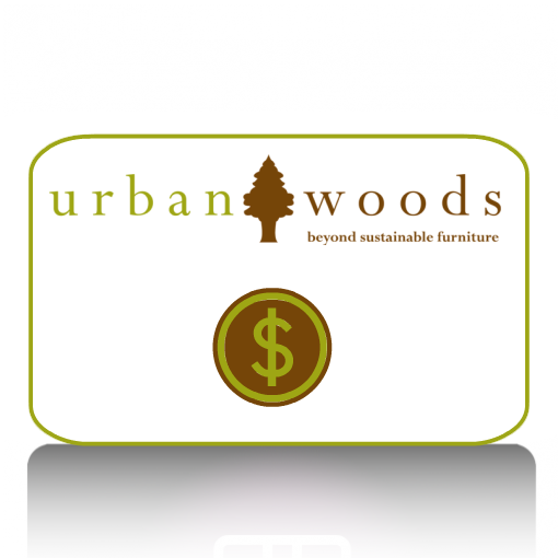 Urban Woods Gift Card