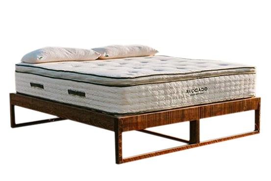 avocado green mattress 2 - The Best Eco Wood Bed Frame for an Organic Latex Mattress