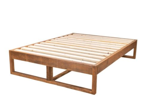 Avocado bed angle without mattress